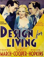 Sérénade à trois / Design.For.Living.1933.720p.BluRay-YIFY