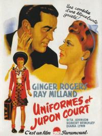 Uniformes et jupons courts / The.Major.And.The.Minor.1942.1080p.BluRay.x264-AMIABLE