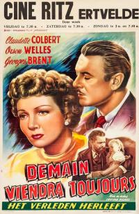 Demain viendra toujours / Tomorrow.Is.Forever.1946.720p.BluRay.DTS.x264-PSYCHD