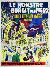 Le Monstre surgit des mers / It.Came.From.Beneath.The.Sea.1955.1080p.BluRay.H264.AAC-RARBG