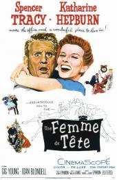 Une femme de tête / Desk.Set.1957.1080p.BluRay.x264-CiNEFiLE