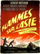 Flammes sur l'Asie / The.Hunters.1958.1080p.BluRay.x264-GUACAMOLE