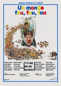 Un monde fou fou fou fou / Its.a.Mad.Mad.Mad.Mad.World.1963.720p.BluRay.X264-AMIABLE