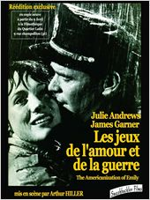 Les Jeux de l'amour et de la guerre / The.Americanization.of.Emily.1964.1080p.BluRay.x264-SiNNERS