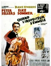 Quand l'inspecteur s'emmêle / A.Shot.In.The.Dark.1964.1080p.BluRay.x264-AMIABLE