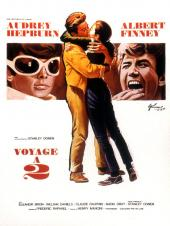 Voyage à 2 / Two.For.The.Road.1967.720p.WEB-DL.H264-CtrlHD