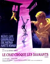 Le chat croque les diamants / Deadfall.1968.720p.BluRay.x264-iFPD