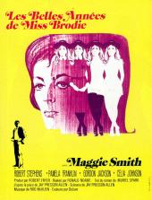 Les Belles Années de Miss Brodie / The.Prime.of.Miss.Jean.Brodie.1969.720p.BluRay.x264-YIFY