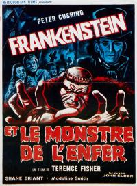 Frankenstein et le monstre de l'enfer