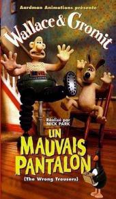Wallace et Gromit : Un mauvais pantalon / Wallace.And.Gromit.In.The.Wrong.Trousers.1993.576p.BDRip.x264-HANDJOB