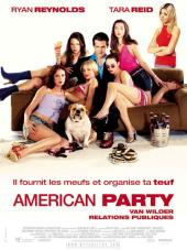 American Party : Van Wilder relations publiques