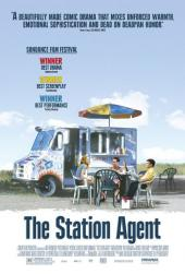 Le Chef de gare / The.Station.Agent.2003.720p.WEB-DL-MkvCage