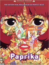 Paprika / Paprika.2006.LIMITED.720p.BluRay.x264-FSiHD