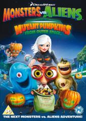Monstres contre Aliens : Les Citrouilles mutantes venues de l'espace / Monsters.Vs.Aliens.Mutant.Pumpkins.From.Outer.Space.2009.DVDRip.XviD-EXViD