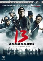 13 assassins / 13.Assassins.LIMITED.BDRip.XviD-DoNE