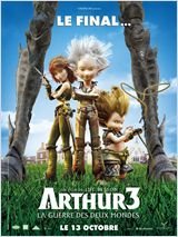 Arthur 3 : La Guerre des deux mondes / Arthur.3.The.War.of.the.Two.Worlds.2010.720p.BluRay.x264-BestHD