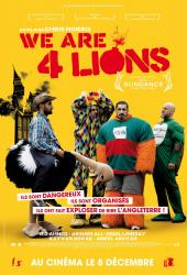 We Are 4 Lions / Four.Lions.LIMITED.DVDRip.XviD-SAPHiRE