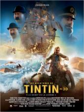 Les Aventures de Tintin : Le Secret de la Licorne / The.Adventures.of.Tintin.2011.720p.BluRay.x264-MHD