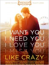 Like Crazy / Like.Crazy.2011.LIMITED.720p.BluRay.x264-SPARKS