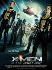 X-Men : Le Commencement / X-Men.First.Class.2011.BluRay.720p.DTS.x264-CHD