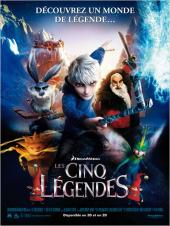Les Cinq Légendes / Rise.of.the.Guardians.2012.1080p.BluRay.x264-YIFY