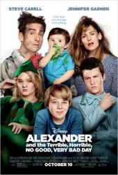 Alexander and the Terrible, Horrible, No Good, Very Bad Day / Alexander.and.the.Terrible.Horrible.No.Good.Very.Bad.Day.2014.720p.BluRay.x264-GECKOS