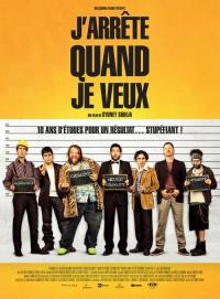 J'arrête quand je veux / I.Can.Quit.Whenever.I.Want.2014.1080p.BluRay.x264-USURY