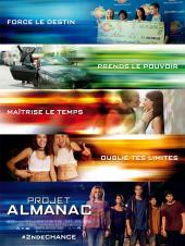 Projet Almanac / Project.Almanac.2014.720p.BluRay.x264-YIFY