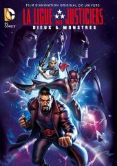 La Ligue des justiciers : Dieux et Monstres / Justice.League.Gods.and.Monsters.2015.1080p.BluRay.AVC.AC3.DTS-HD.MA.5.1-WiHD