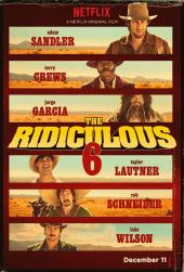 The Ridiculous 6 / The.Ridiculous.6.2015.720p.WEBRiP.x264-QCF