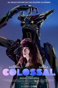 Colossal / Colossal.2016.LIMITED.1080p.BluRay.x264-DRONES