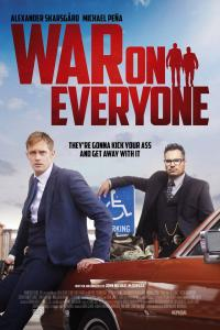War on Everyone / War.On.Everyone.2016.BDRip.x264-AMIABLE