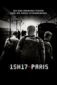 Le 15H17 pour Paris / The.15.17.To.Paris.2018.BDRip.x264-GECKOS