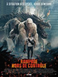 Rampage : Hors de contrôle / Rampage.2018.1080p.BluRay.x264-SPARKS