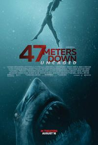 47 Meters Down: Uncaged / 47.Meters.Down.Uncaged.2019.1080p.WEB-DL.DD5.1.H264-FGT