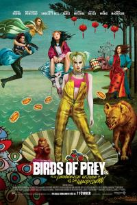 Birds of Prey et la fantabuleuse histoire de Harley Quinn / Birds.Of.Prey.And.The.Fantabulous.Emancipation.Of.One.Harley.Quinn.2020.720p.WEB-DL.H264.AC3-EVO